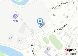 Компания «МеталАрт» на карте
