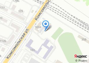Компания «Компания по установке счетчиков» на карте