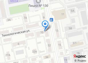 Компания «Уралполимергрупп» на карте