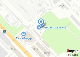 Компания «Эльмашевский привоз» на карте