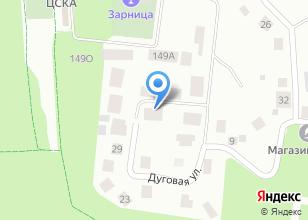 Компания «Строящийся жилой дом по ул. Красная Горка» на карте