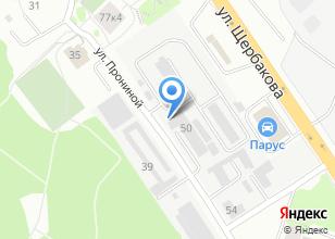 Компания «Газмаркет.ру» на карте