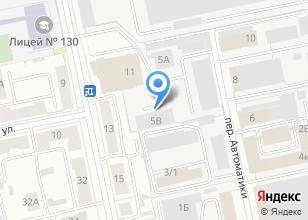 Компания «Иду в гости.ru» на карте