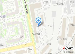 Компания «NV CENTR» на карте