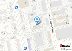 Компания «Инженерный центр энергетики Урала» на карте