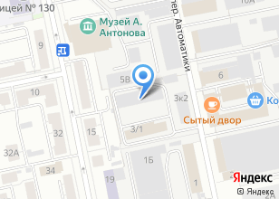Компания «СК АЛТИМ» на карте