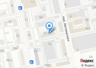 Компания «БЕВОЛ» на карте