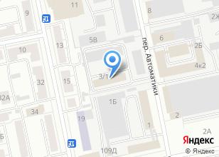 Компания «Недвижимость ИЦ ЕЭС» на карте