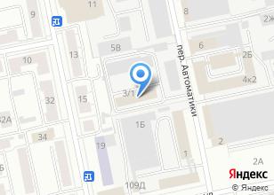 Компания «АЙРН» на карте