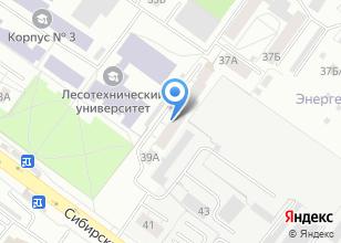 Компания «Электрические сети» на карте