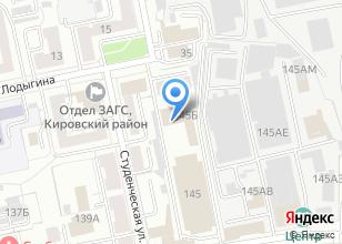 Компания «Книжная ярмарка» на карте