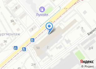 Компания «Авангард-Транс» на карте