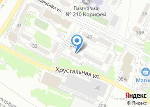 Компания «М-Стройтранс» на карте