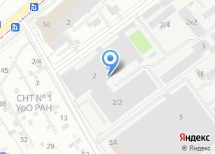 Компания «МКФ» на карте