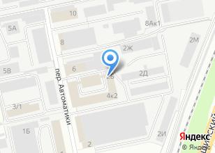 Компания «СоюзТоргСтрой» на карте