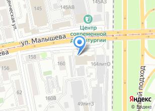 Компания «Стройхолдинд» на карте