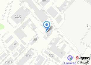 Компания «УБпластиК» на карте