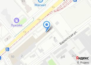 Компания «mpm Russia» на карте