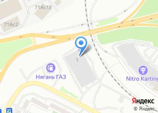 Компания «2D» на карте