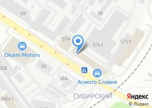 Компания «НЕКСИУМ ЭКСПЕРТ» на карте