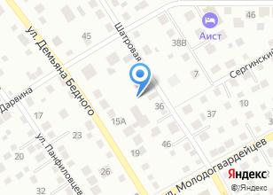 Компания «Paprika» на карте