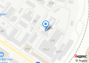 Компания «УралЭнергоСтрой» на карте