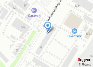 Компания «КостаСтрой» на карте