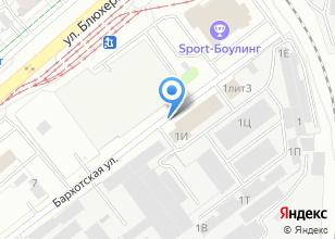 Компания «К-Индастриал Групп» на карте