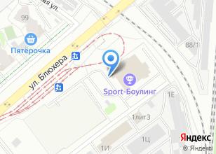 Компания «Альтара Сервис» на карте