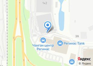 Компания «Электросетьстрой» на карте