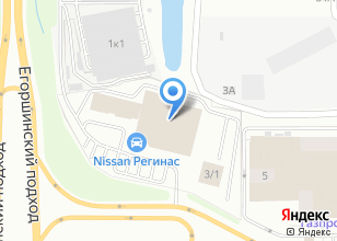 """Компания «Компания Автопродикс """"MAZDA""""» на карте"""