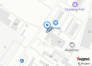 Компания «Изба Уральская» на карте