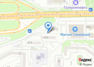 Компания «Видеон» на карте