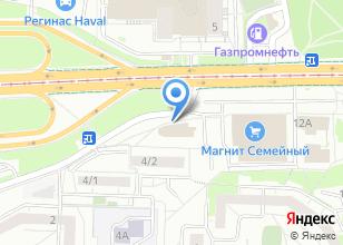 Компания «Ш.О.У» на карте