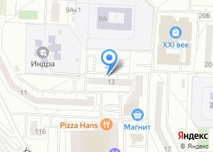 Компания «СТОП!ЦЕНА» на карте