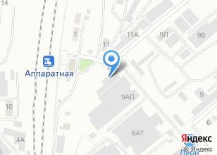 Компания «АРТЭК-Екатеринбург» на карте