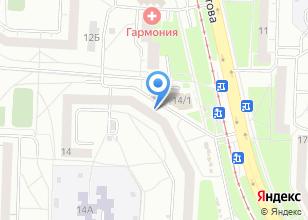 Компания «Бест Сити» на карте