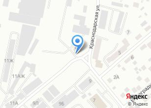 Компания «Лапочка» на карте