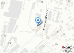 Компания «Агроснаб Урал» на карте