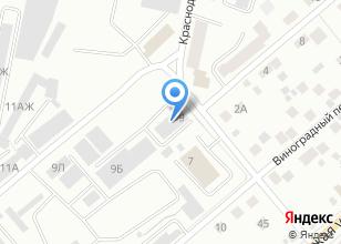 Компания «Стадиум торговая компания» на карте