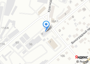 Компания «Уралкаб» на карте
