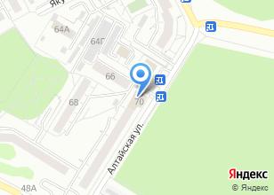Компания «102» на карте