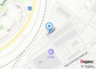 Компания «СК-Градстрой» на карте