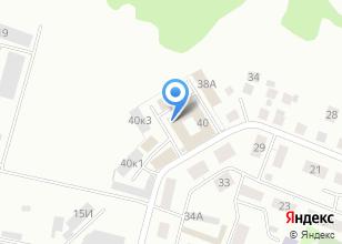 Компания «Уралаэрогеодезия» на карте