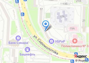 Компания «Клуб Мирового Туризма» на карте