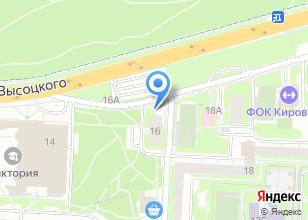 Компания «Терминатор» на карте