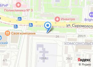 Компания «Странник» на карте