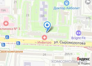 Компания «Компаньон» на карте