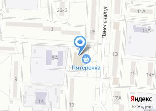 Компания «Премиум-Экспресс» на карте