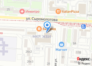 Компания «Мастер-Дело» на карте